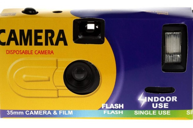 How disposable are disposable cameras? © iStock