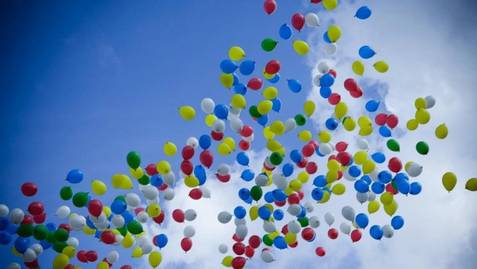 How high can a helium balloon float? © iStock