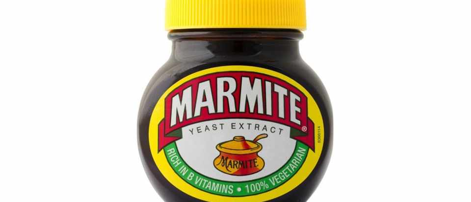 Why does Marmite go white when it's stirred repeatedly? © iStock