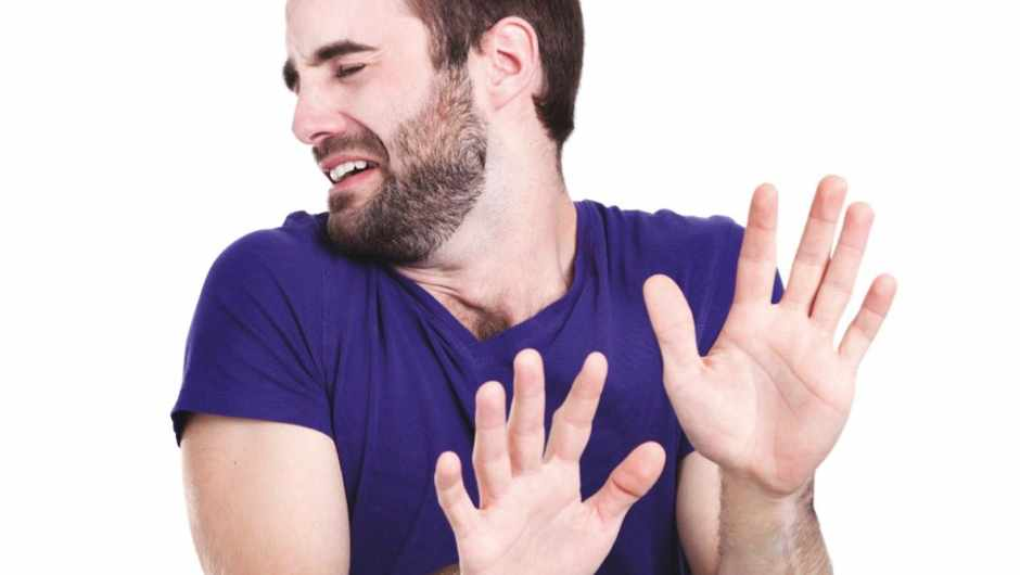 Why do humans feel disgust? © iStock