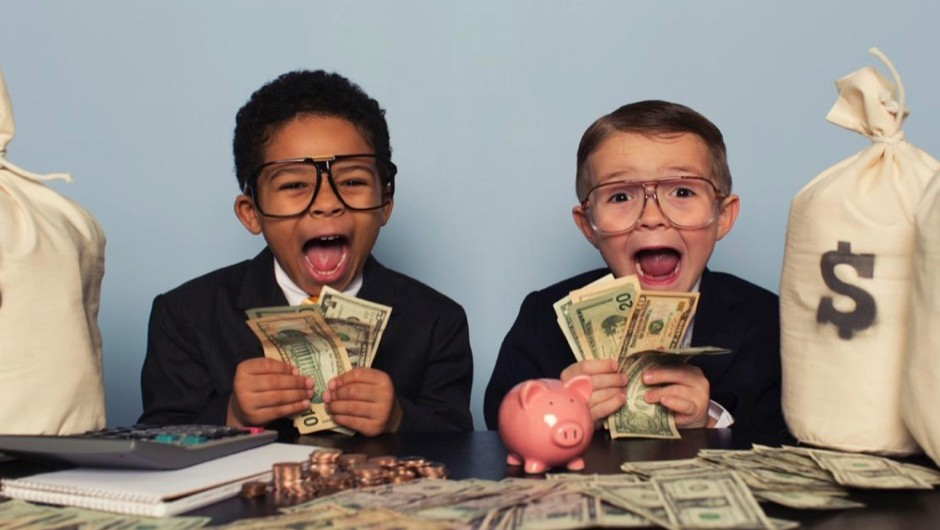 Can money bring happiness? © iStock