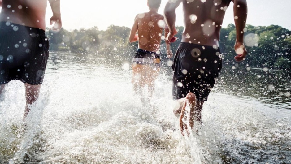 How fast would someone have to go to run on water? © iStock