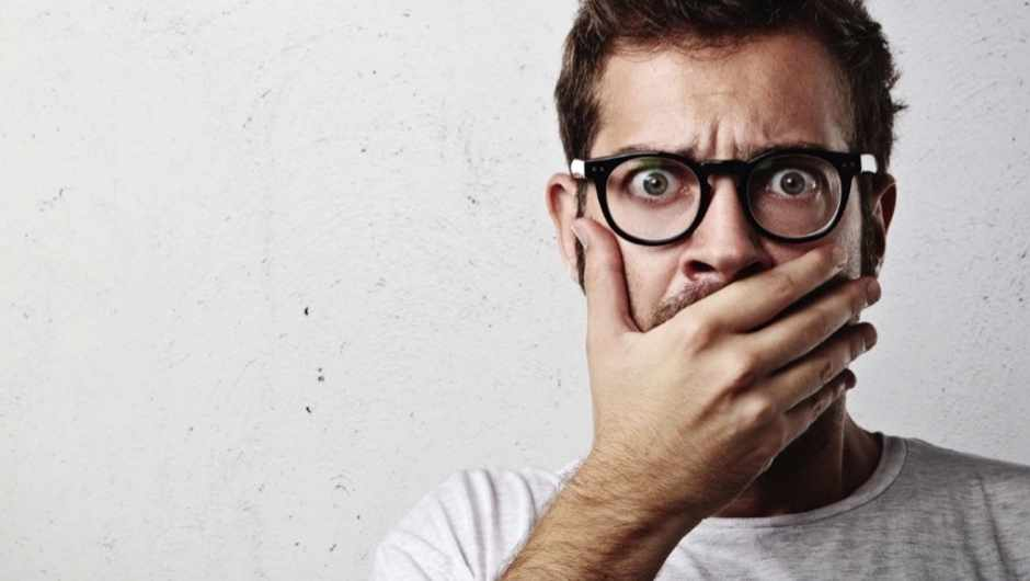 why do we gasp when we are scared science focus bbc focus magazine