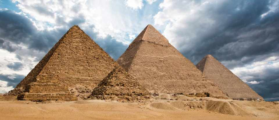 How have the Egyptian pyramids lasted so long? - BBC Science