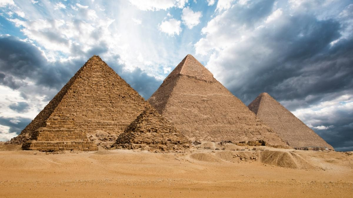How have the Egyptian pyramids lasted so long? (© iStock)