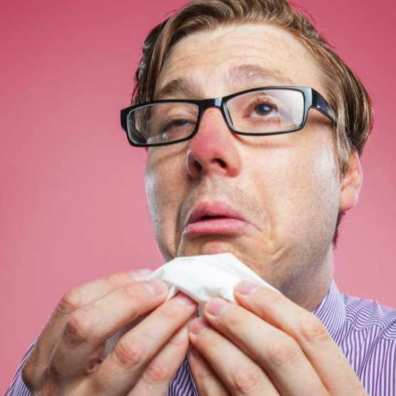 Why do we get more colds in the winter? © iStock