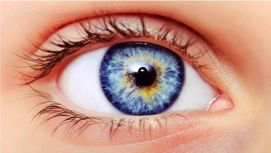How small can the naked eye see? © iStock