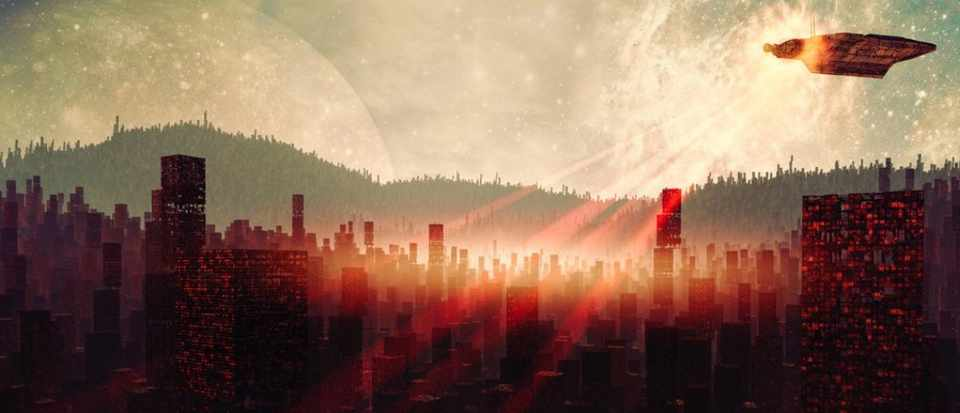 Five reasons why we haven't found aliens yet © iStock