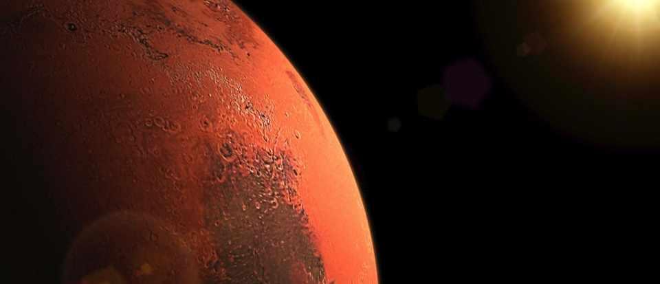 What's summer like on Mars? © iStock