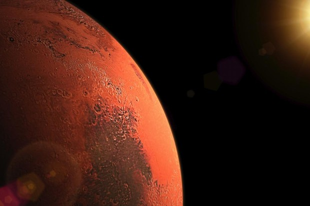 What's summer like on Mars? © iStock