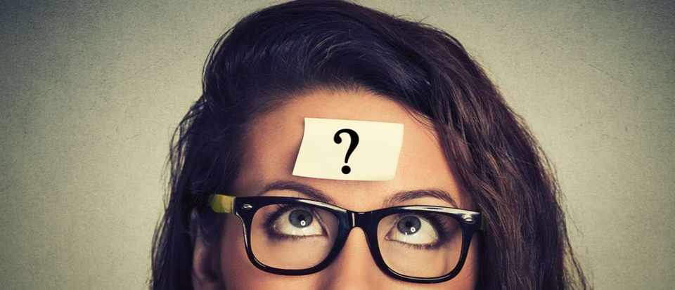 Why are names harder to remember than faces? © iStock
