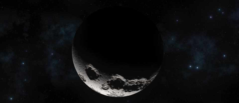 Why is space dark? © iStock