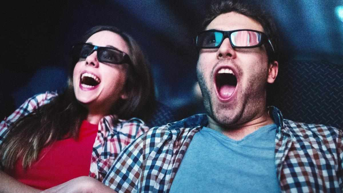 Does your brain adjust to the 3D-ness of a 3D film? © iStock