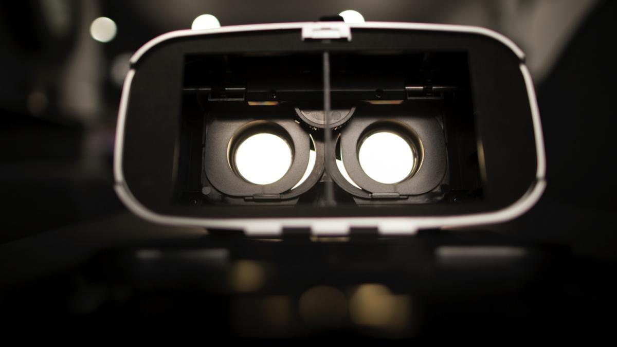The history of virtual reality ©iStock