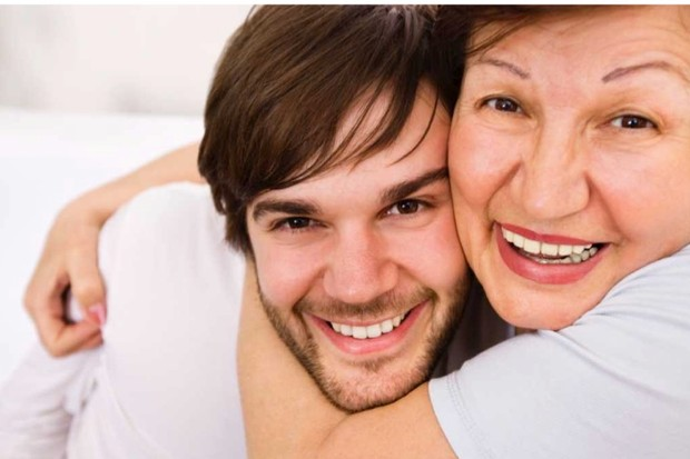 Is it true that a son will always grow to be taller than his mother? © iStock