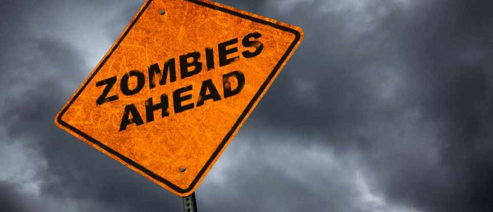 How to stop a zombie apocalypse with science © iStock