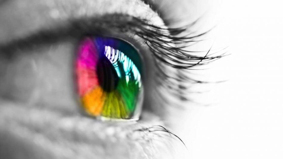 Why do our eyes come in different colours? © iStock