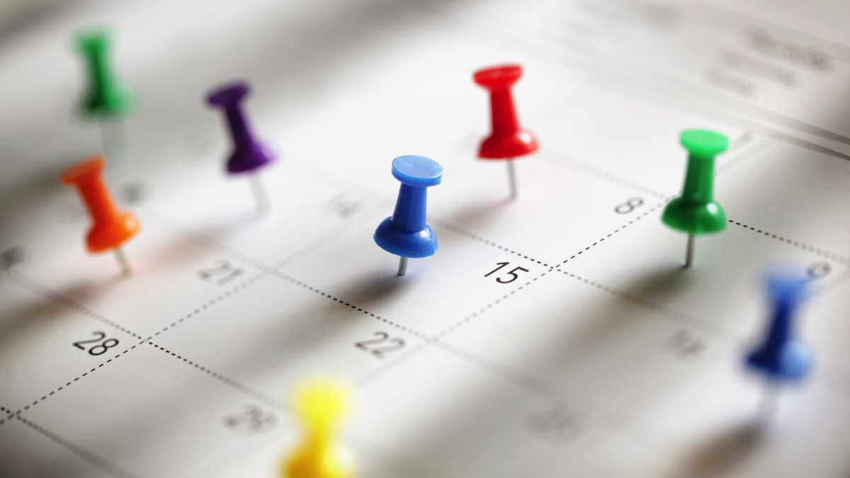 Is there an international standard for specifying dates? © iStock