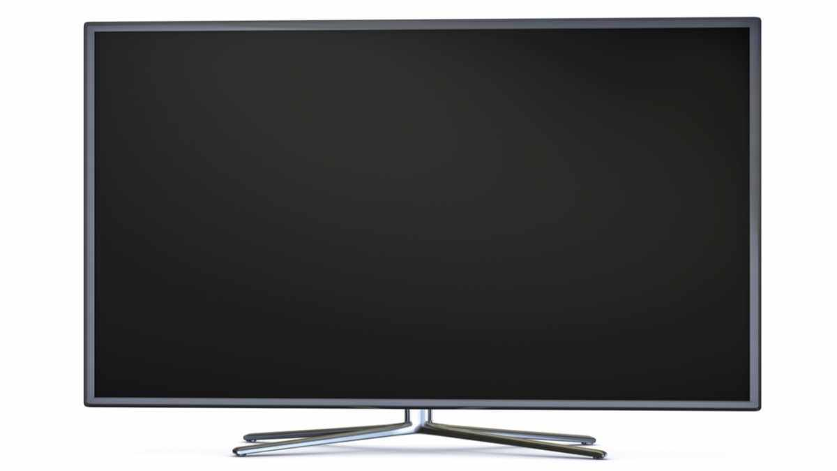 Why don't plasma & LCD TVs need to warm up like conventional tellies? © iStock