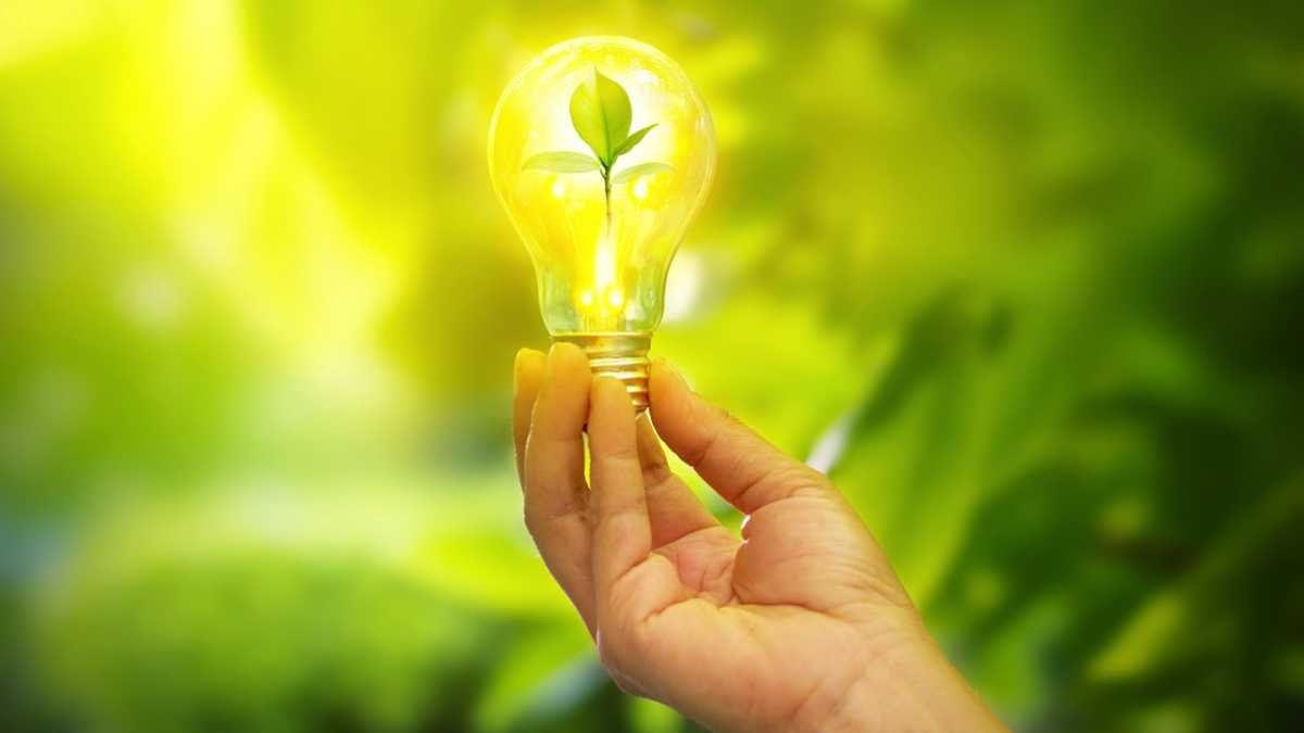 Exciting new green technology of the future © iStock