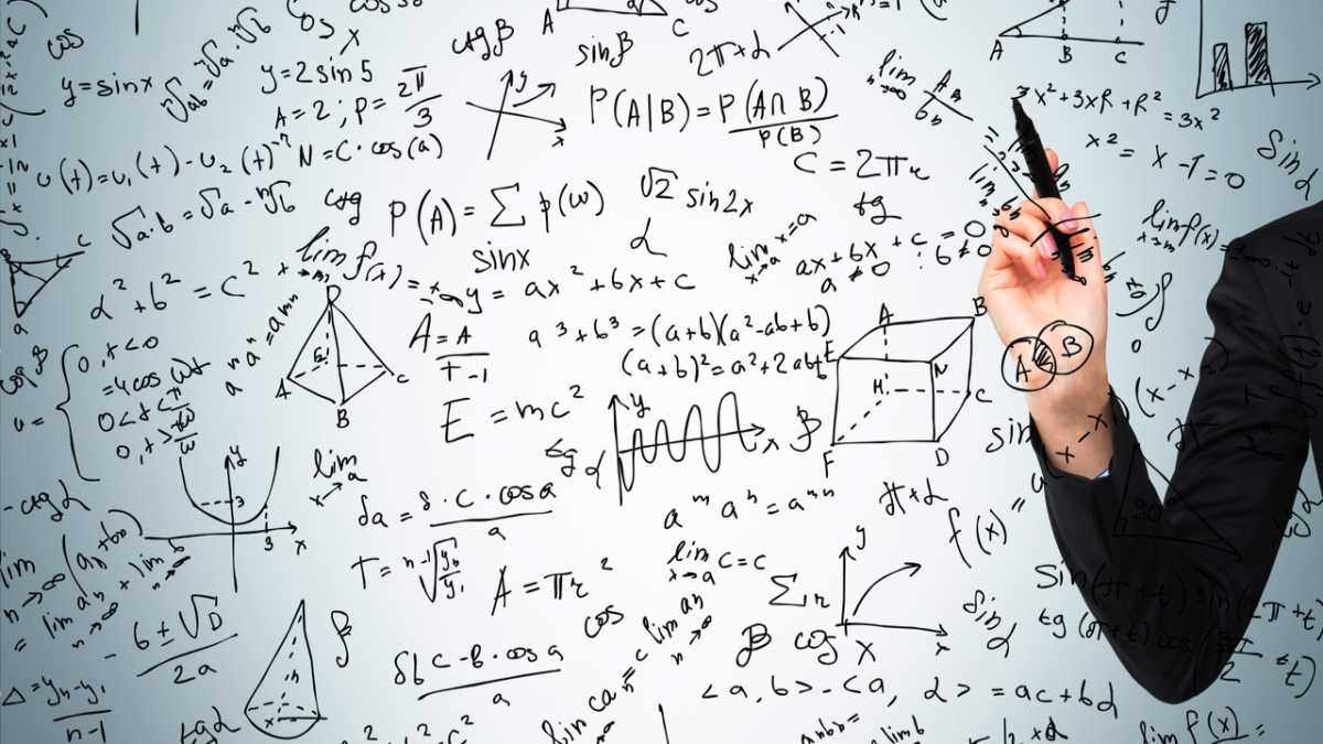 What's the most amazing result in mathematics? © iStock
