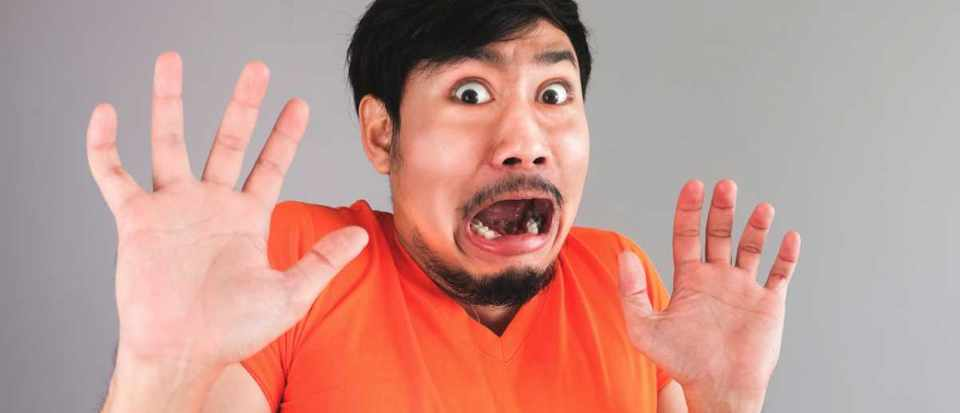 What are the most common phobias? © iStock