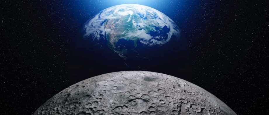 Could an asteroid impact push the Moon closer to us? © iStock