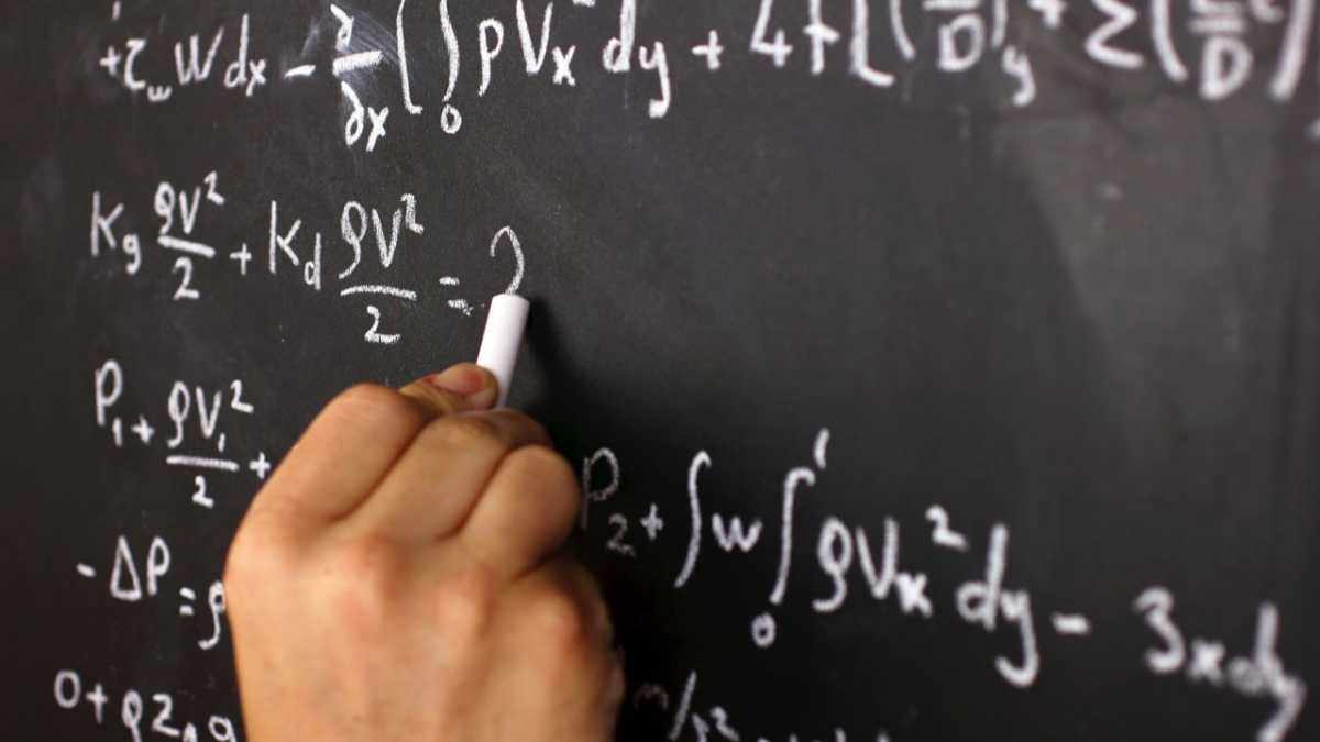 Can maths be beautiful? © iStock