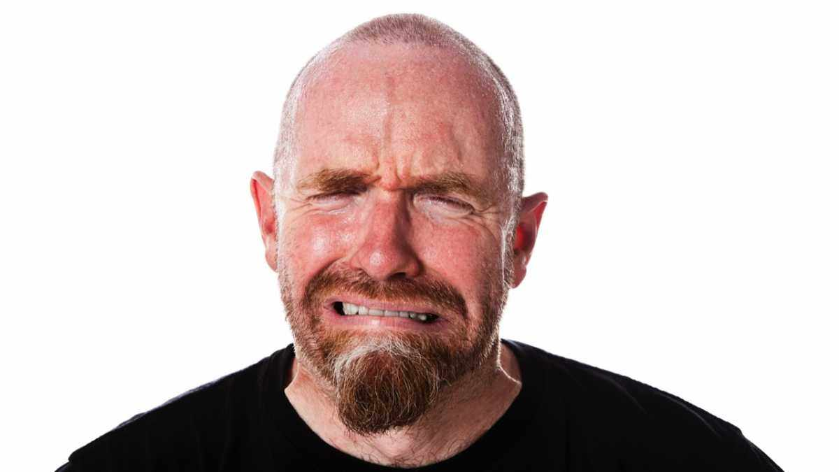 Why do humans cry? © iStock