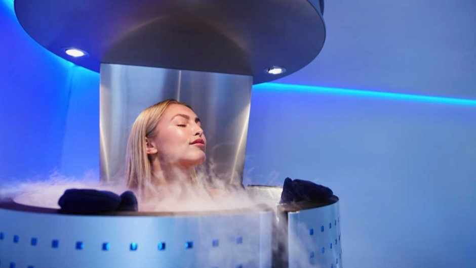 Does cryotherapy work? © iStock