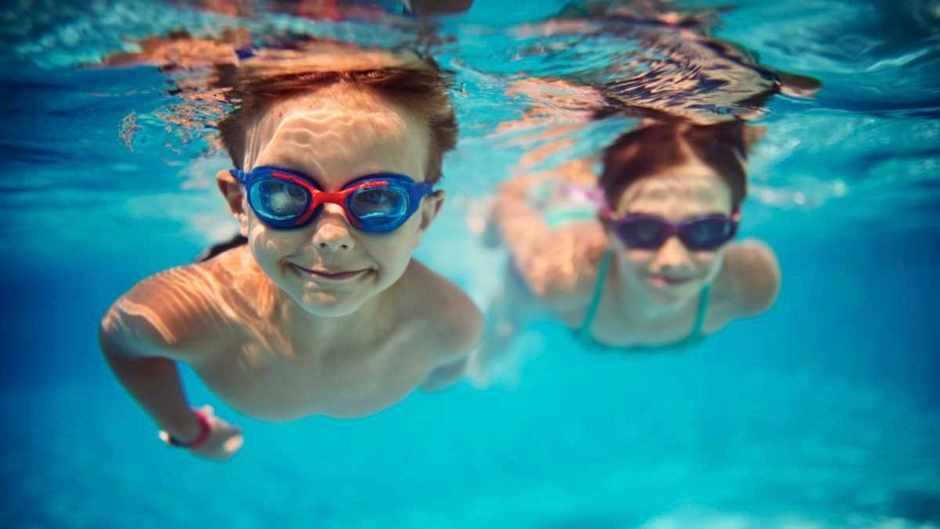 Can you get sunburnt underwater? © iStock