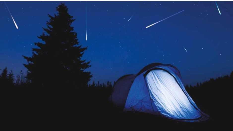 How do we predict meteor shower intensity? © iStock