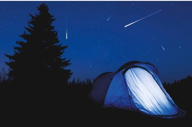 How do we predict meteor shower intensity? © iStock