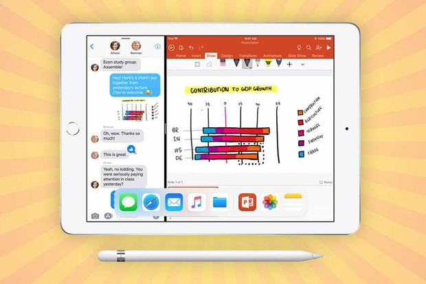 Apple 9.7-inch iPad with Apple Pencil