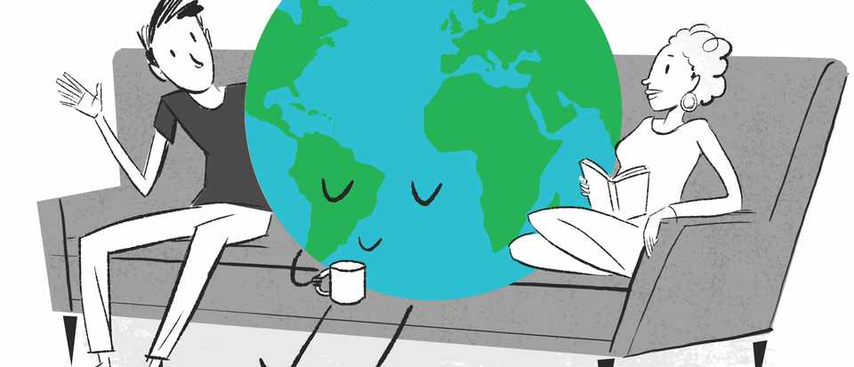 10 lazy ways to save the planet © Adam Gale