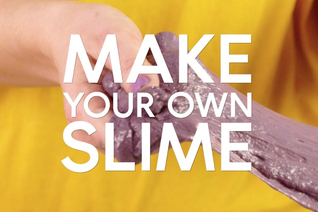 Make your own slime