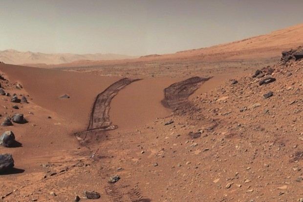 Why do we never see video footage from Mars?