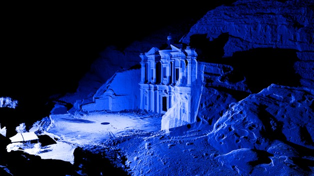 Three-dimensional laser scanning has revealed how Petra was constructed