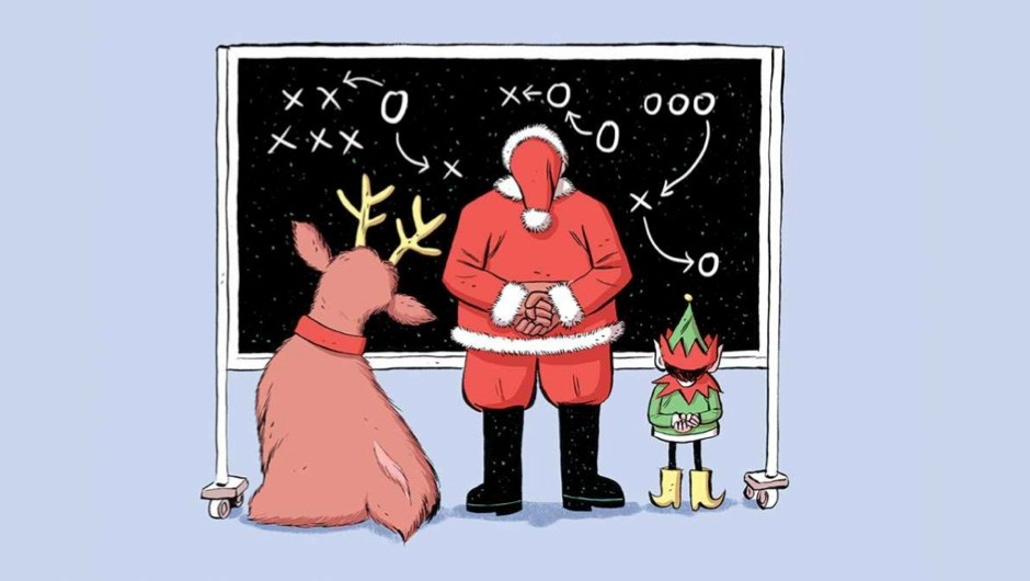 Eight maths hacks to master Christmas © Jamie Coe