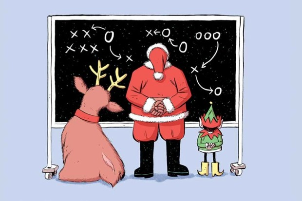 Eight maths hacks to master Christmas © Jamie Coe
