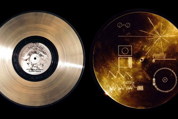 What is the Golden Record? © NASA/JPL-Caltech