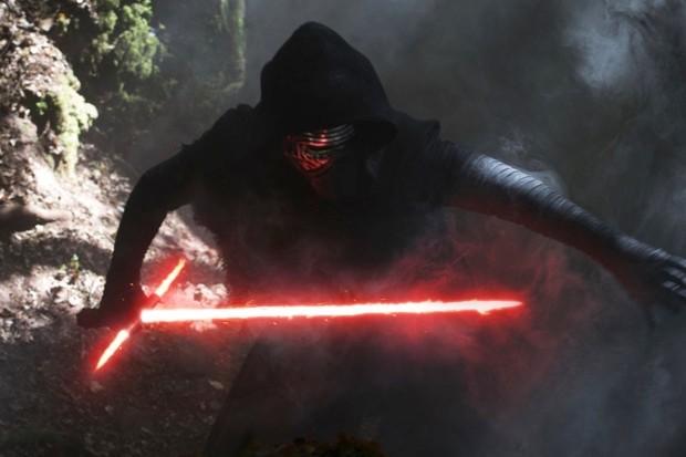 My lightsaber's better than your lightsaber (© LucasFilm Ltd/Image.net)