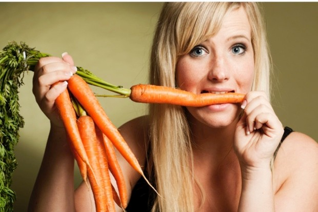Too many carrots can make your skin turn yellow (© iStock)