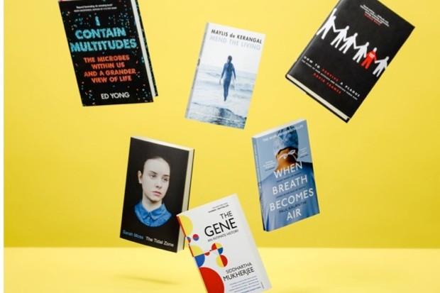 Wellcome Book Prize 2017 shortlist