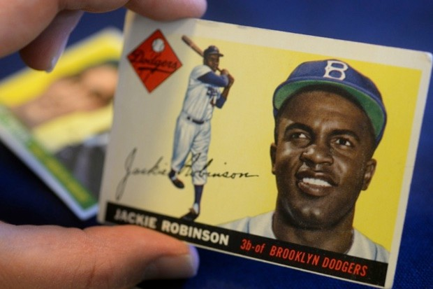 Baseball players who smiled on their photos lived longer than those who didn't (© Craig F. Walker / The Denver Post)
