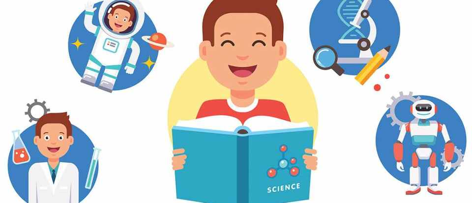 Five brilliant science books for kids © Getty