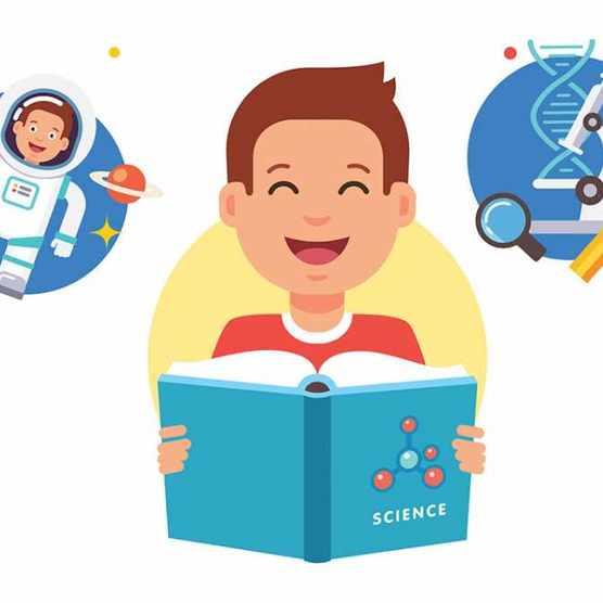 Five brilliant science books for kids © Getty