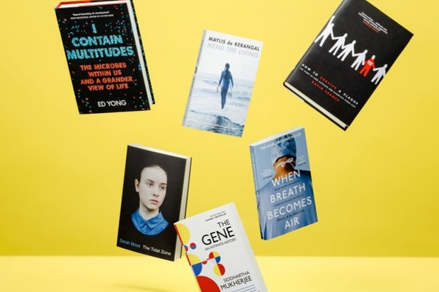 Wellcome Book Prize 2017 shortlist