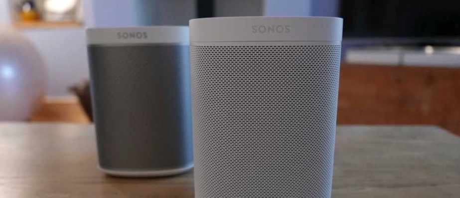 Sonos One: bringing Alexa to the multiroom speaker party © Alexander McNamara