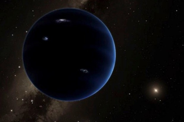 Is there a ninth planet on the outskirts of our solar system? © Caltech/R. Hurt (IPAC)